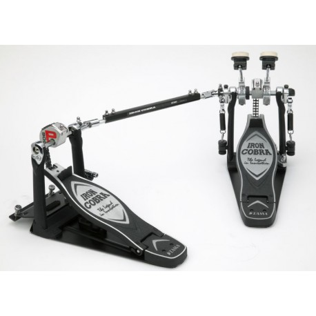 DOUBLE PEDALE IRON COBRA POWER GLIDE HP900PSNW ZOOM gauche