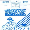 photo de CORDE GUITARE BOULE 2 SI 15 ARGENTINE cote