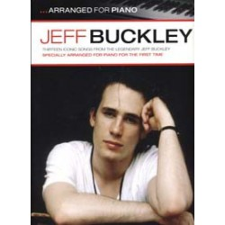 BUCKLEY / ARRANGED FOR PIANO 13 TITRES ID MUSIC