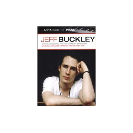 BUCKLEY / ARRANGED FOR PIANO 13 TITRES ID MUSIC cote