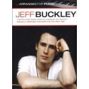 BUCKLEY / ARRANGED FOR PIANO 13 TITRES