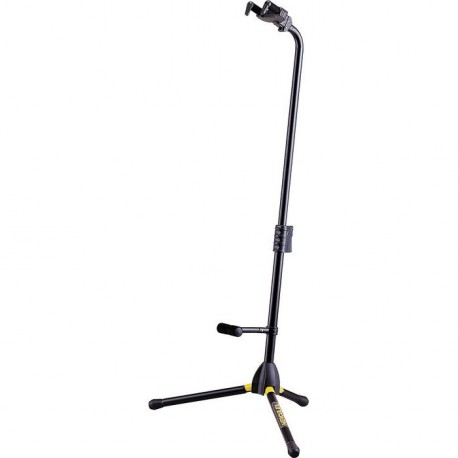 GS412B SUPPORT 1 GUITARE AVEC SYSTEME AGS HERCULES STANDS face