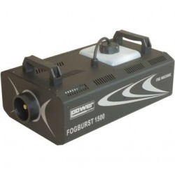 FOGBURST 1500 POWER face
