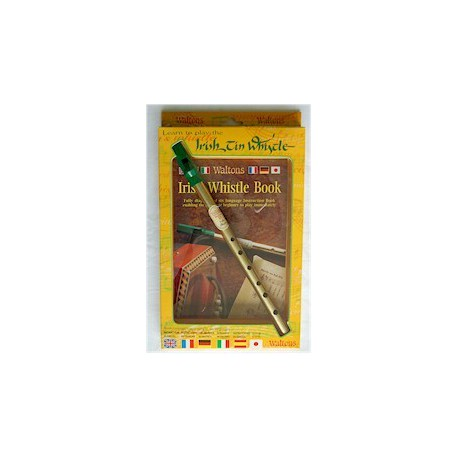 TIN WHISTLE TWIN PACK + CD Editions WALTONS cote