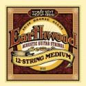 photo de EARTHWOOD MEDIUM 12 CORDES 11-52 EP02012 ERNIE BALL droite
