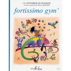 QUONIAM / FORTISSIMO GYM Editions HENRY LEMOINE