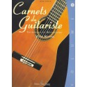 photo de RIVOAL / CARNETS DU GUITARISTE VOL 1 Editions HENRY LEMOINE dessus