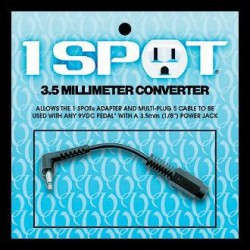 1 SPOT ADAPTATEUR MINI JACK 3.5 CL-35 VISUAL SOUND face
