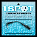 photo de 1 SPOT ADAPTATEUR MINI JACK 3.5 CL-35 VISUAL SOUND face