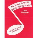 photo de AARON / COURS ELEMENTAIRE VOL 2 Editions ALFRED PUBLISHING dessus
