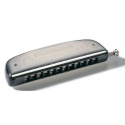 photo de HARMONICA CHROMETTA 10 TROUS C/10 HOHNER cote