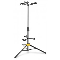 SUPPORT 3 GUITARES AVEC SYSTEME AGS GS432B HERCULES STANDS
