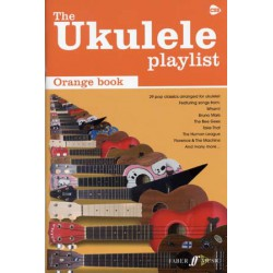 THE UKULELE PLAYLIST ORANGE / POP CLASSICS ID MUSIC