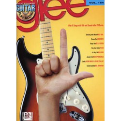 GUITAR PLAY ALONG VOL 154 / GLEE + CD ID MUSIC