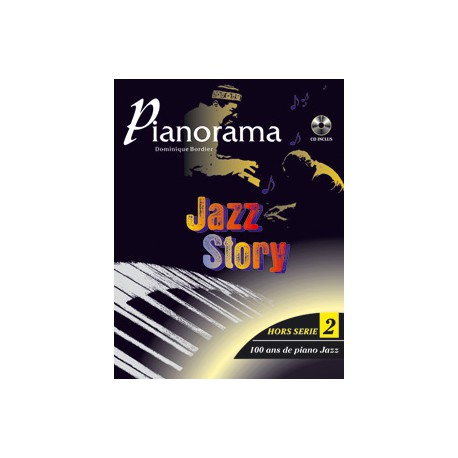 PIANORAMA HORS SERIE VOL 2 JAZZ STORY HIT DIFFUSION cote