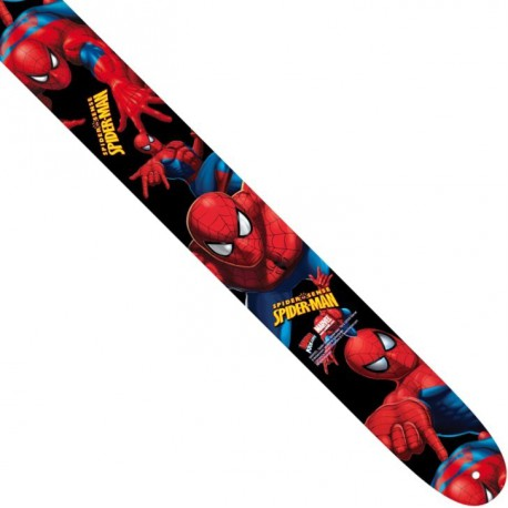 PERRI S SANGLE CUIR 2.5 SPIDERMAN PERRIS arriere