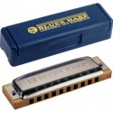 photo de HARMONICA MS BLUES HARP A 532/20 HOHNER dessus