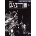 photo de LED ZEPPELIN / THE BEST OF PLAY DRUM WITH VOL 2 ID MUSIC arriere