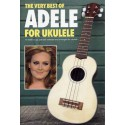 photo de ADELE VERY BEST OF FOR UKULELE Editions WISE PUBLICATIONS droite