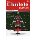 photo de UKULELE PLAYLIST CHRISTMAS Editions FABER MUSIC arriere