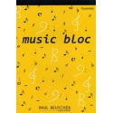 photo de BLOC GRAND FORMAT 100 P 16 PORTEES JAUNE Editions PAUL BEUSCHER face