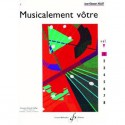 photo de JOLLET / MUSICALEMENT VOTRE VOL 2 Editions GERARD BILLAUDOT gauche