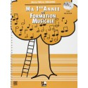 photo de SICILIANO / MA 1ERE ANNEE DE FORMATION MUSICALE Editions H CUBE dessus