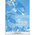 photo de BOURSAULT- LEFEVRE / LA CLASSE DE BATTERIE CAHIER 4 PARTITION arriere