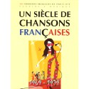 photo de UN SIECLE DE CHANSONS FRANCAISES 1969 - 1979 PAUL BEUSCHER dessus
