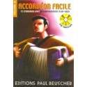 photo de ACCORDEON FACILE 4 + CD PAUL BEUSCHER gauche
