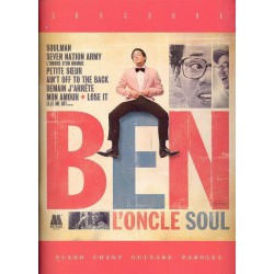 BEN L ONCLE SOUL / SONG BOOK CARISCH