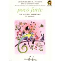 photo de QUONIAM / POCO FORTE REPERTOIRE 1 Editions HENRY LEMOINE cote