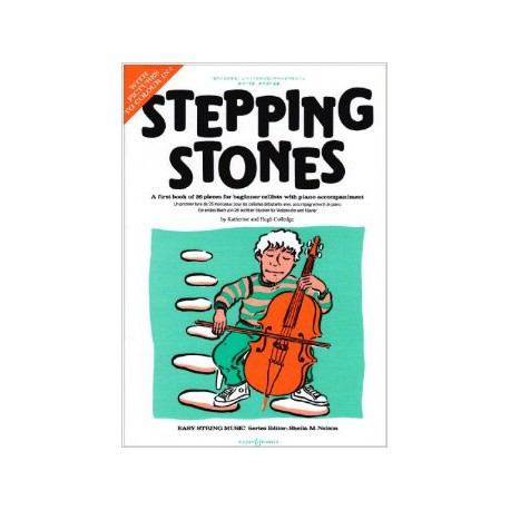 STEPPING STONES VIOLON DIVERS face