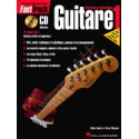 photo de FAST TRACK GUITARE VOL 1 + CD PARTITION dessus