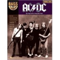 photo de AC/DC / BASS PLAY ALONG + CD PARTITION gauche