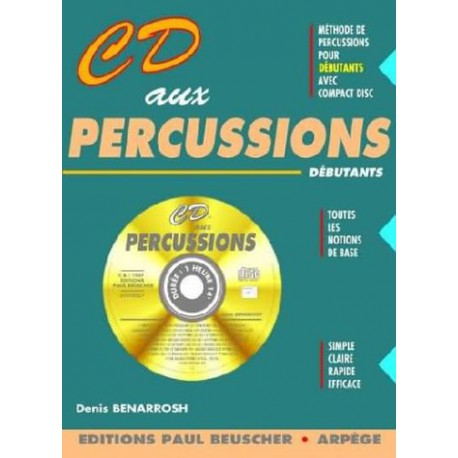 CD AUX PERCUSSIONS ACDC droite