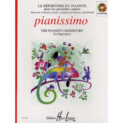 QUONIAM / PIANISSIMO REPERTOIRE Editions HENRY LEMOINE arriere