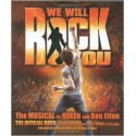 photo de WE WILL ROCK YOU  PARTITION gauche