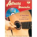 photo de ROUX DEBARRE DAUSSAT / ASTUCES DE LA GUITARE MANOUCHE VOLUME 1 CARISCH arriere