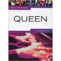 photo de REALLY EASY PIANO 16 HITS / QUEEN Editions WISE PUBLICATIONS