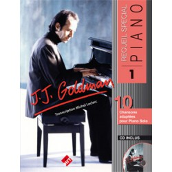 Special piano 1, J.J. GOLDMAN vol 1 HIT DIFFUSION