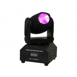 LYRE BEAM 10W QUAD POWER arriere