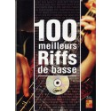 photo de 100 MEILLEURS RIFFS BASSE Brono TauzinCD Editions PLAY MUSIC droite