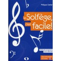 photo de SOLFEGE C EST FACILE GANTER Nouvelle édition CD Editions ID MUSIC cote