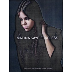 KAYE MARINA FEARLESS PVG ET TAB Editions AEDE MUSIC