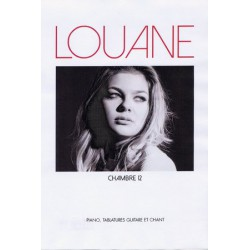 LOUANE CHAMBRE 12 PVG ET TAB Editions AEDE MUSIC arriere
