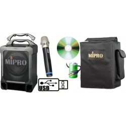 MA707PACK MAIN MIPRO arriere