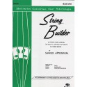 photo de STRING BUILDER VIOLIN BK.1 Editions ID MUSIC droite