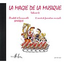 photo de LA MAGIE DE LA MUSIQUE VOL 4 CD Editions HENRY LEMOINE arriere