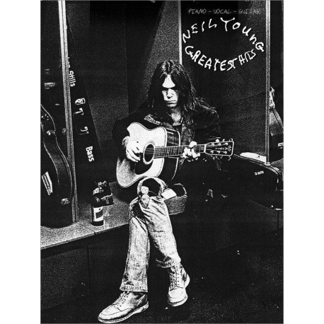Neil Young Greatest Hits - PVG Editions HAL LEONARD